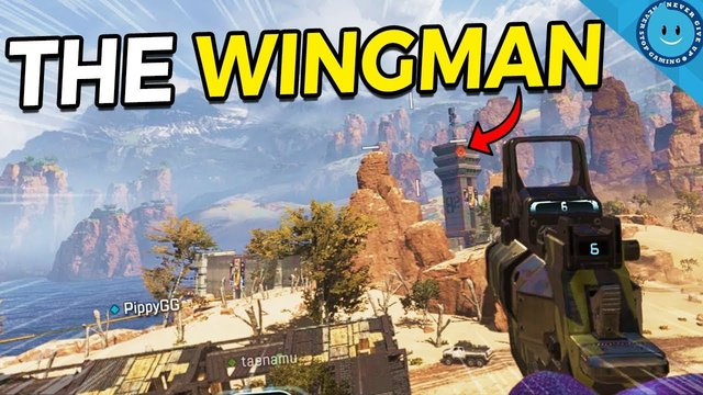 The Wingman in Apex Legends Is Ridiculous! (Gameplay)