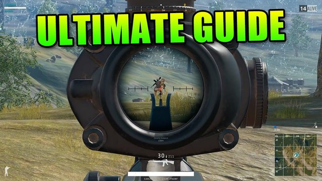 Ultimate Beginners Guide To PlayerUnknown's Battlegrounds