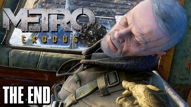 Metro Exodus The Two Colonels Gameplay German #05 - Millers Opfer