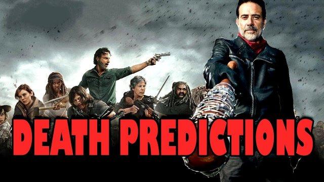 The Walking Dead Season 8 Death Predictions!