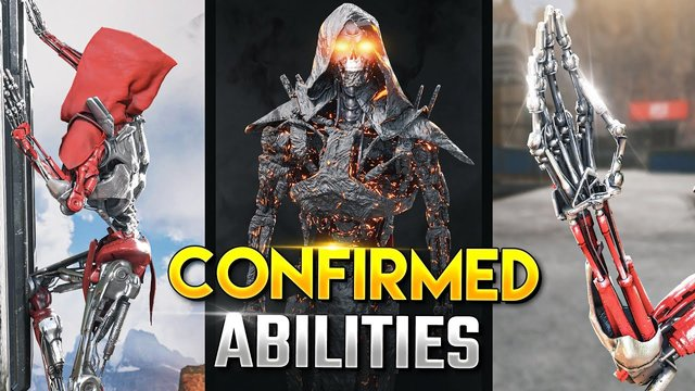 *NEW* CONFIRMED Revenant ABILITIES!! | Best Apex Legends Funny Moments and Gameplay - Ep. 347