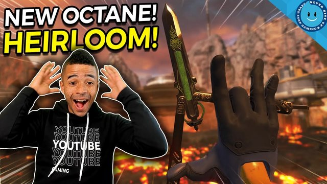 OCTANE'S NEW HEIRLOOM AND *EVO SHIELD* IN APEX LEGENDS! (SYSTEM OVERRIDE TRAILER REACTION/BREAKDOWN)