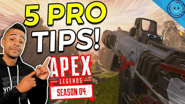 5 Tips PROS ABUSE That Most Players NEVER Use In Apex Legends Season 4!