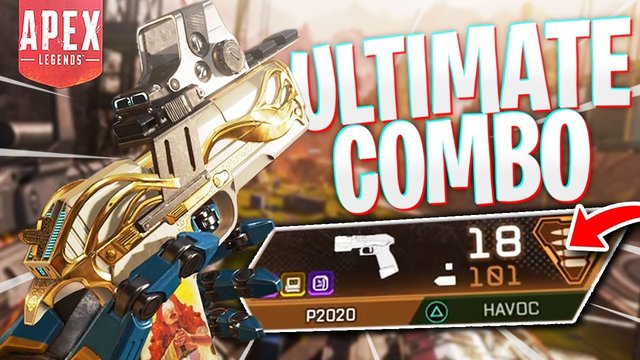 The ULTIMATE Combo! - PS4 Apex Legends