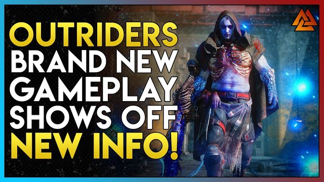 Outriders - OVER 90 MINUTES OF BRAND NEW GAMEPLAY! NEW GEAR, ZONES, BOSSES & MORE!