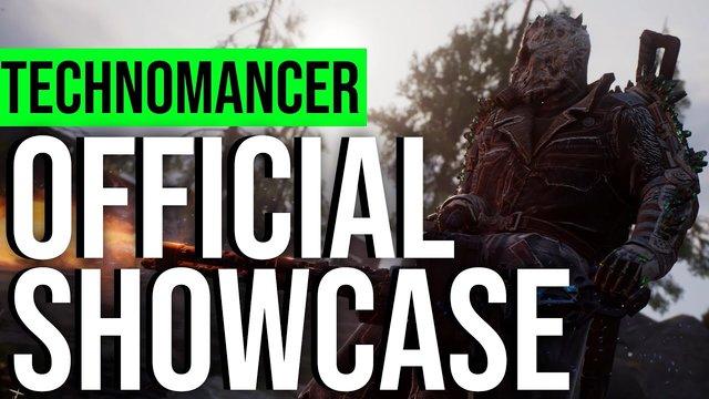 Outriders: Technomancer Official Showcase (All Skills + Legendary Gear)