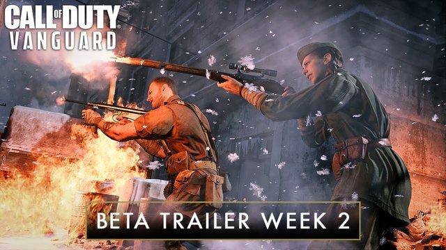 Call of Duty®: Vanguard - BETA Weekend 2 Trailer