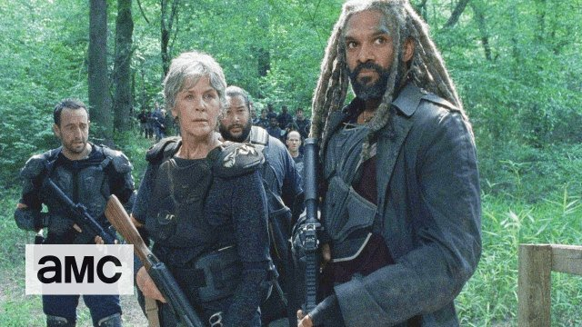 The Walking Dead: 'Our Friends Have Arrived' Talked About Scene Ep. 802