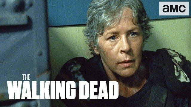 'Carol on Her Own' Sneak Peek Ep. 804   The Walking Dead