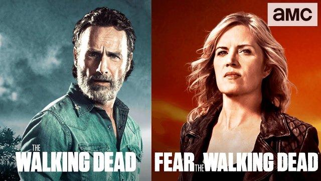 The Walking Dead & Fear The Walking Dead: 'Survival Sunday' Crossover Trailer