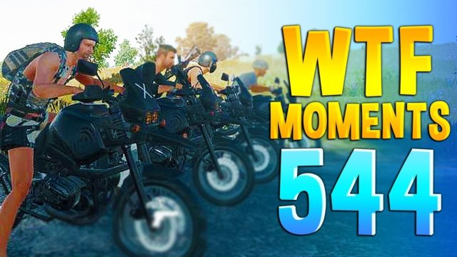 PUBG Daily Funny WTF Moments Highlights Ep 544