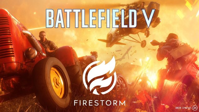 Battlefield V — Official Firestorm Reveal Trailer (Battle Royale)
