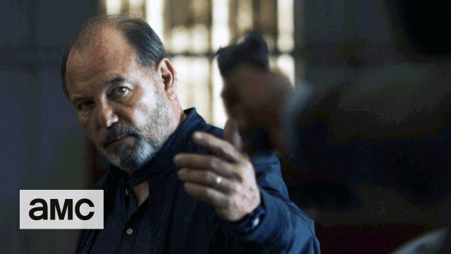 Fear the Walking Dead: 'I Admire You' Talked About Scene Ep. 315