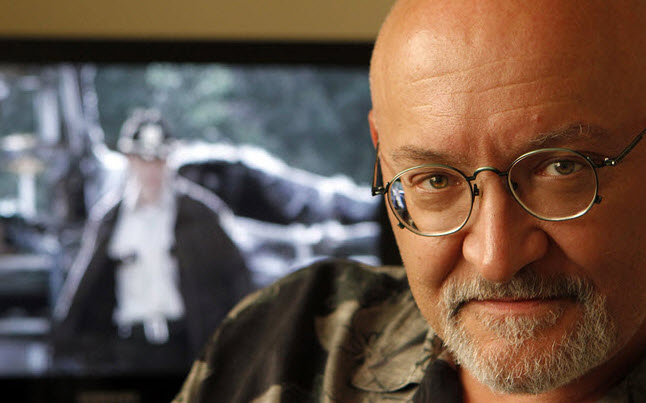 Frank Darabont the Director of The Walking Dead