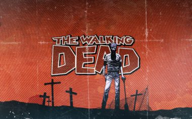 The story behind The Walking Dead