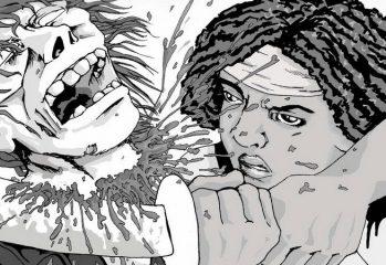 michonne the walking dead 349x240 - The Walking Dead Season 2 Includes Michonne