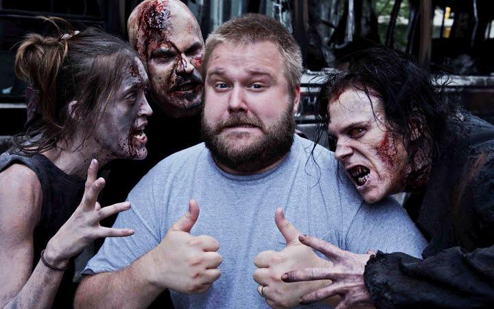 robert kirkman the walking dead - Robert Kirkman Appearing At Arizona Comic Convention