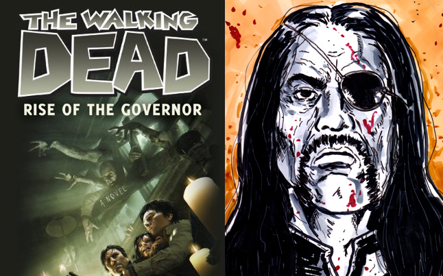 the rise of the governor - The Walking Dead: Rise of the Governor