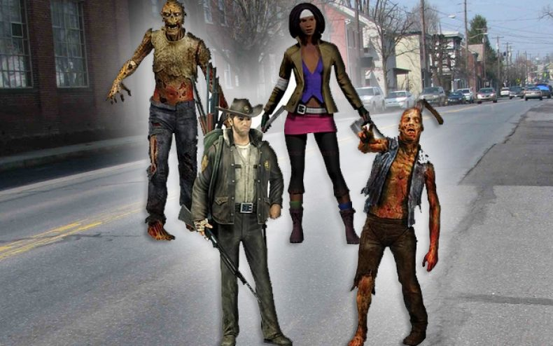 the walking dead action figures 790x494 - The Walking Dead Action Figures: Pre-Order now!