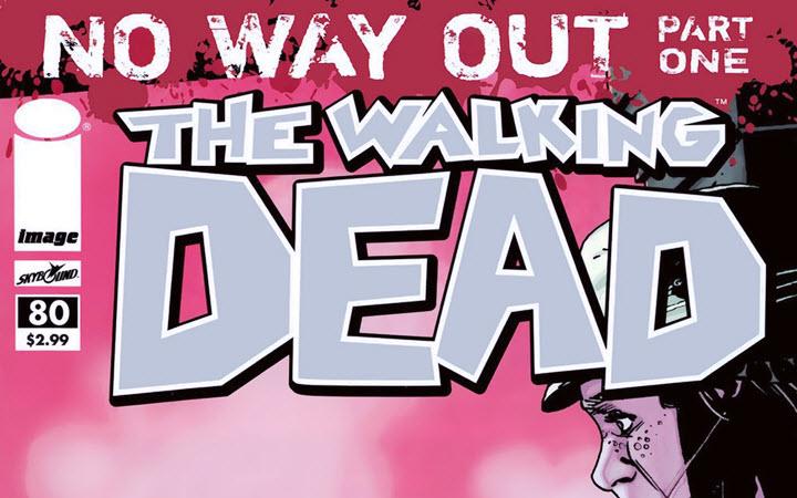 the walking dead comic 80 - The Walking Dead Comic #80