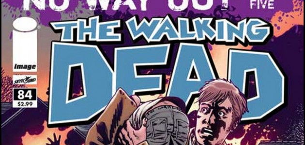 The Walking Dead Comic 84