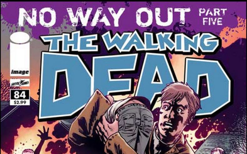 the walking dead comic 84 790x494 - The Walking Dead Comic #84 Preview