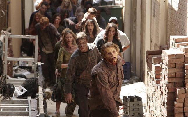 Walking Dead Coming in July