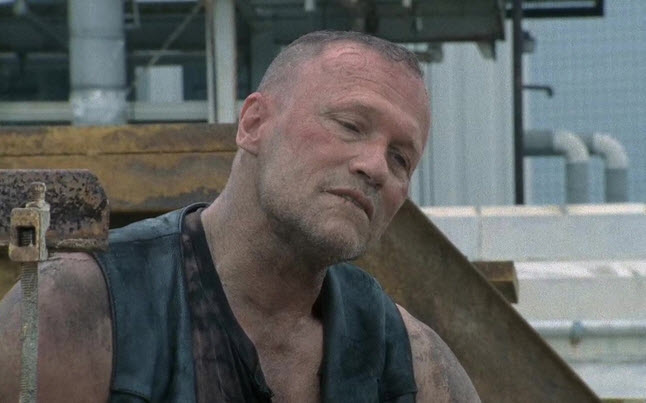 michael rooker merle - Merle will NOT become The Governor
