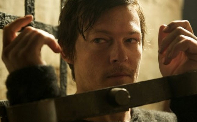 norman reedus the consiprator - Summer Movies Featuring Walking Dead Characters