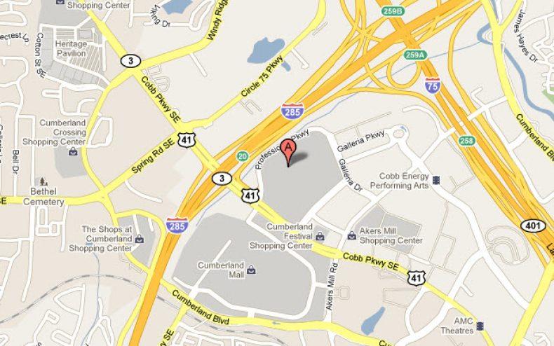 cumberland mall 790x494 - Filming Continues Near Cumberland Mall