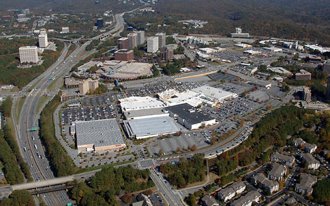 cumberland mall atlanta - Filming Continues Near Cumberland Mall