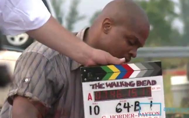 The Walking Dead Season 2 Filming