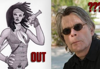 stephen king the walking dead 349x240 - Stephen King possible while Michonne out for Season 2