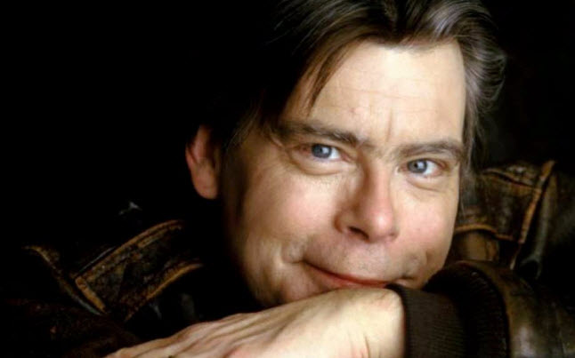 stephen king - Stephen King possible while Michonne out for Season 2