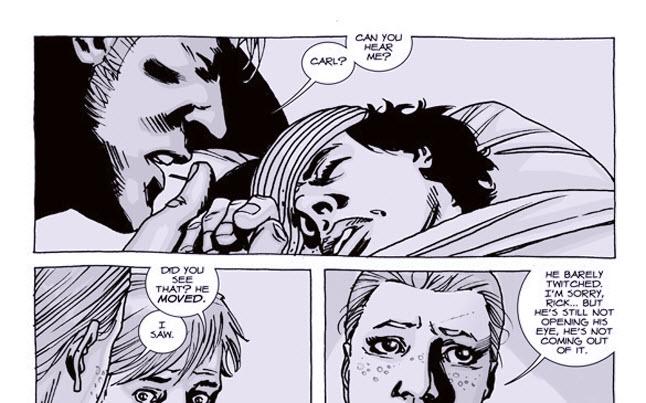 the walking dead 86 - The Walking Dead Comic #86 Preview