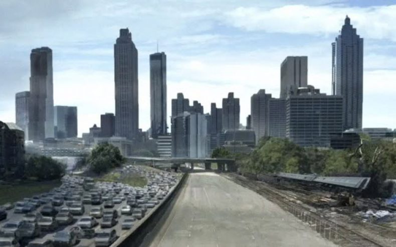 the walking dead atlanta 790x494 - Season 2 Will Not Be Focusing On Atlanta