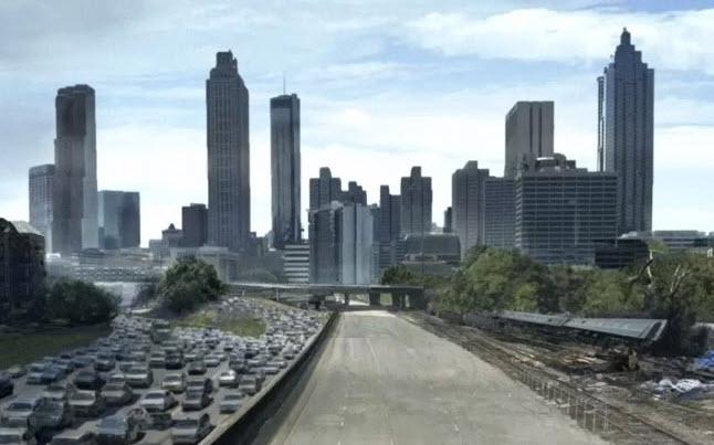 the walking dead atlanta - Season 2 Will Not Be Focusing On Atlanta