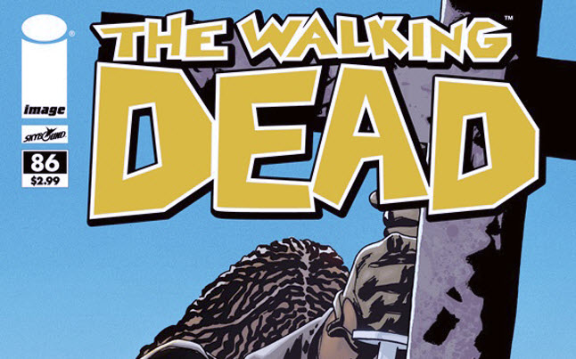 The Walking Dead Comic #86