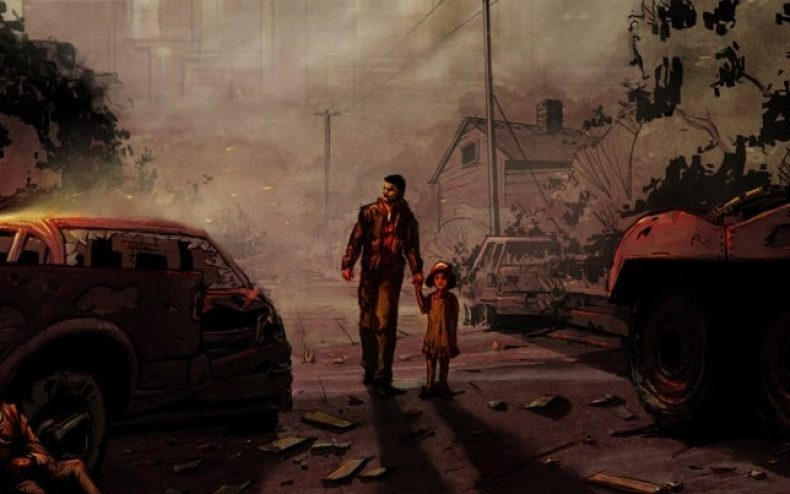 the walking dead video game 790x494 - The Walking Dead Video Game Update