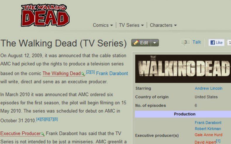 the walking dead wiki 790x494 - The Walking Dead Wiki