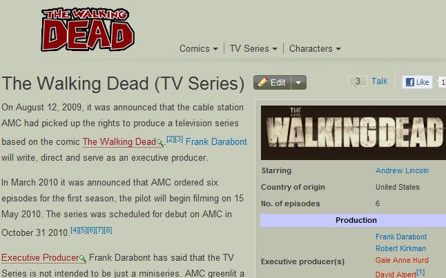 the walking dead wiki - The Walking Dead Wiki