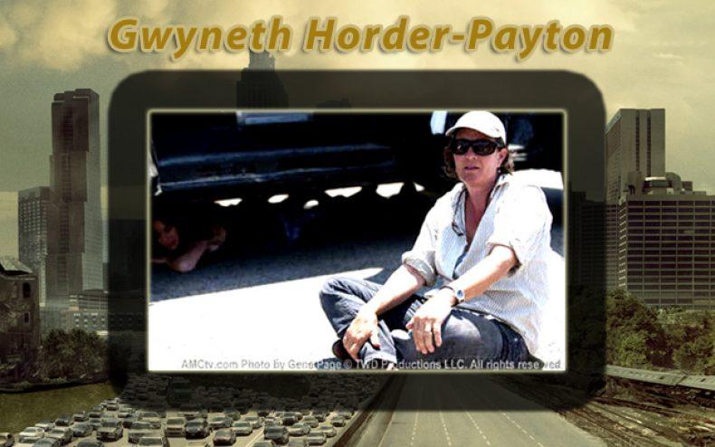 gwyneth horder payton 790x494 - Inside The Walking Dead Season 2 Premiere Episode