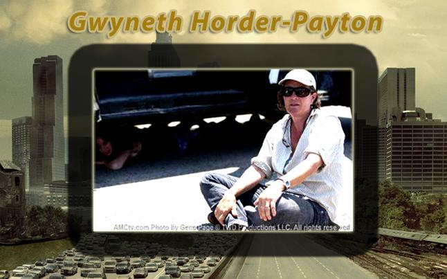 gwyneth horder payton - Inside The Walking Dead Season 2 Premiere Episode