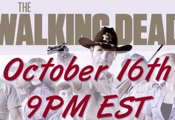 the walking dead premiere start 349x240 - The Walking Dead Season 2 Premiere Set For October 16th