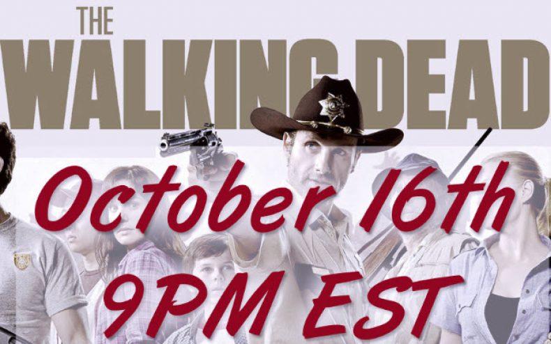 the walking dead premiere start 790x494 - The Walking Dead Season 2 Premiere Set For October 16th