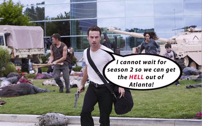 the walking dead season 2 - The Walking Dead Season 2 Episode 1