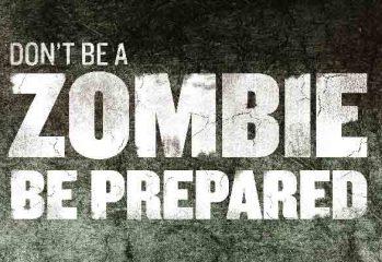 cdc zombie poster 349x240 - CDC Offers Free Zombie Apocalypse Posters