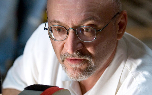 frank darabont - Cast Told To Keep Quiet About Frank Darabont