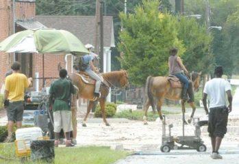 the walking dead filiming sharpsburg 349x240 - Season 2 Filming Continues in Sharpsburg