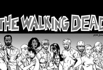 walking dead comic cast 349x240 - Scenes You Will Never See On The Walking Dead TV Series